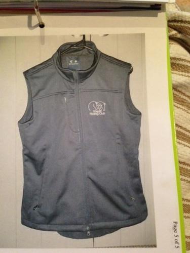 Sleeveless Jacket - $120